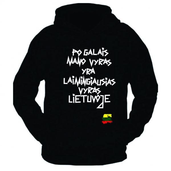 Džemperis: Po galais mano vyras yra laimingiausias vyras Lietuvoje