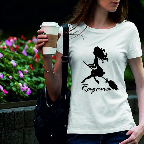 Marškinėliai: Ragana